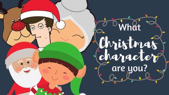Take our quiz and find out what Christmas Character you are
