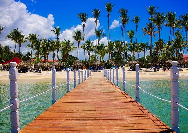Not fussed by being at home at Christmas? Why not spend a couple of weeks in the Dominican Republic?