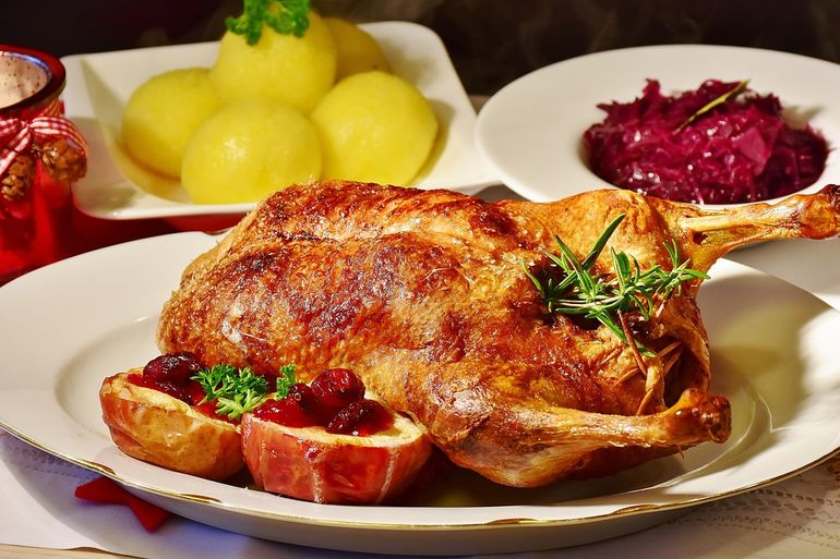 What meal could possibly beat a Christmas Roast?!