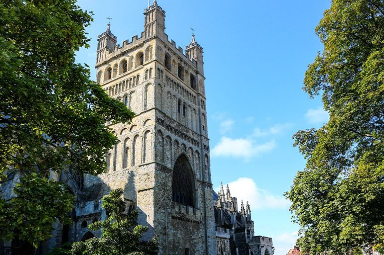 Why not spend Christmas exploring a beautiful UK city like Exeter?