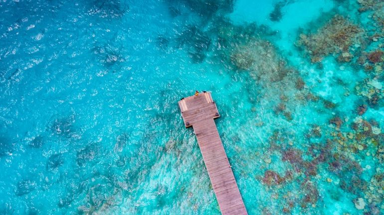 Crystal clear waters, warm temperatures and only the occasional Monsoon..! Not hard to see why Maldives is on Lauren's travel bucket list