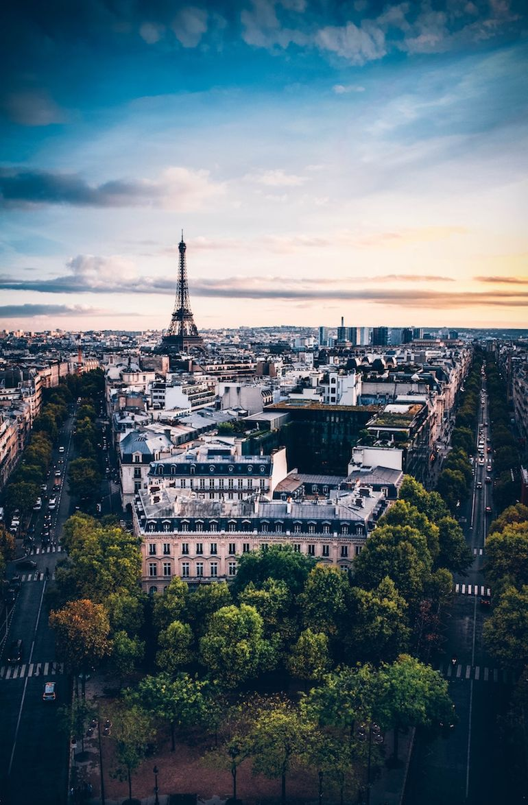 Paris is on Luc's travel bucket list for sentimental reasons - he wants to visit his family!