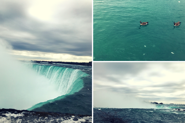 Niagara Falls is one of the 7 must visit spots in Toronto