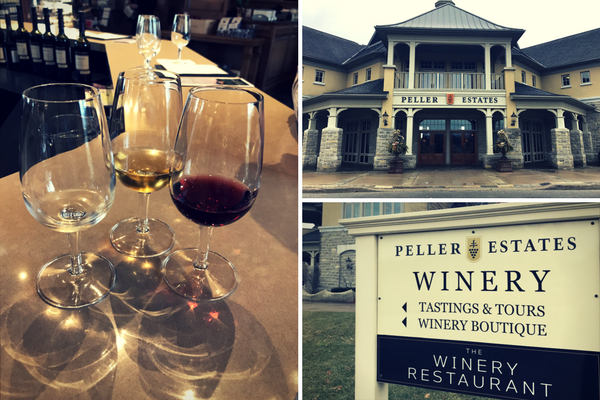 Peller Winery is one of my 7 must visit spots on Toronto