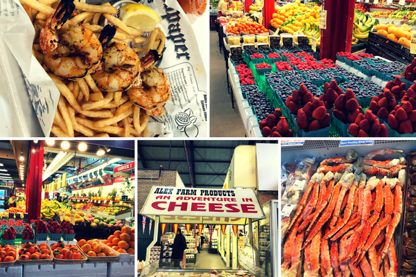 St.Lawrence market is one of the 7 must see spots in Toronto
