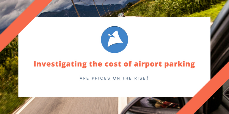 Is airport parking getting more expensive?