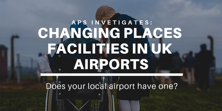 Changing Places in UK airports