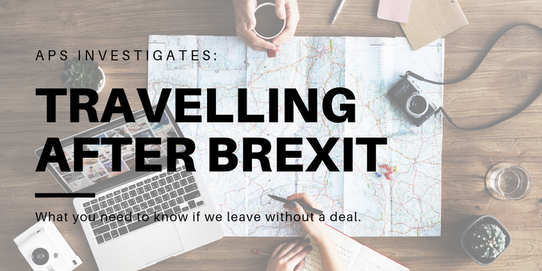 Travelling after Brexit; how will travel plans change for the UK