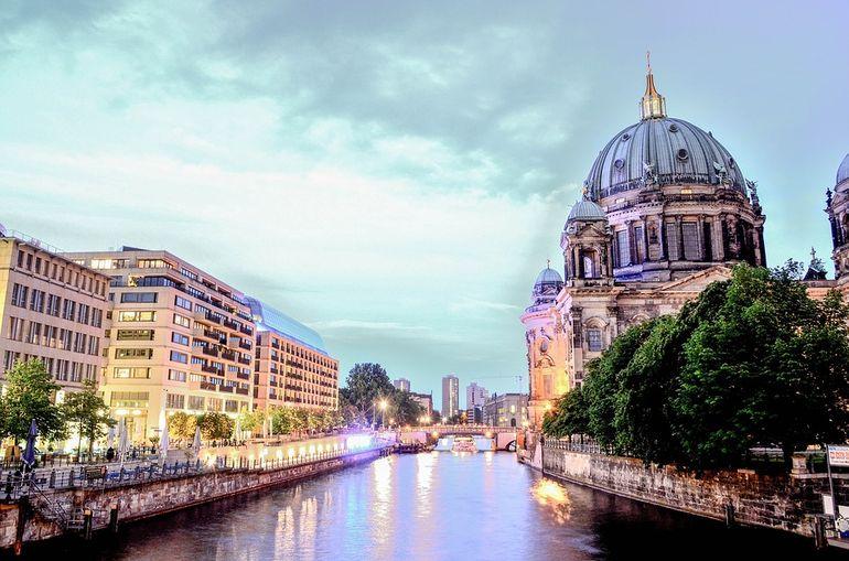 Berlin Half Term Holiday