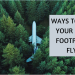 carbon footprint of flying