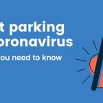 airport parking and coronavirus information