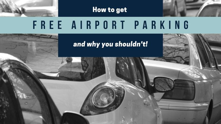 Free parking at airports