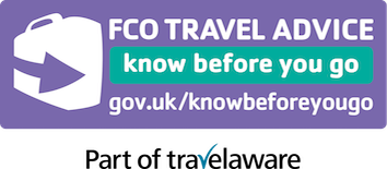 Link to FCO travel advise